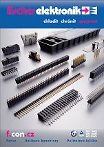 Katalog spojovacích konektorů Fischer elektronik