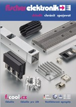 Katalog chladičů Fischer elektronik