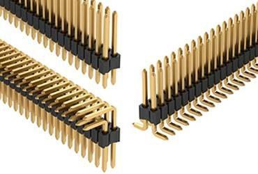 Nové kolíkové konektory v rastru 1,27 mm x 1,27 mm