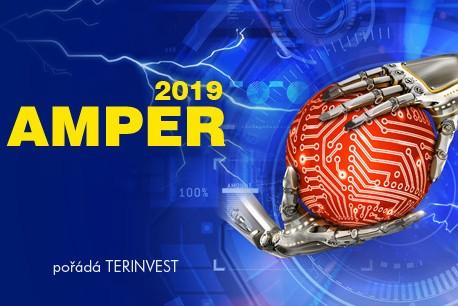 AMPER 2019 – BRNO